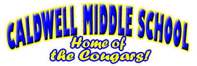 Caldwell Middle School  Logo